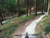 Bike trails Valašsko